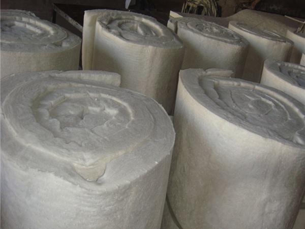 硅酸铝卷毡. (4)